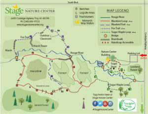 2016 Trail Map